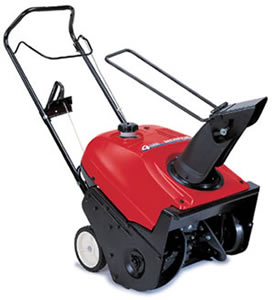 craftsman 2 stage snowblower manual
