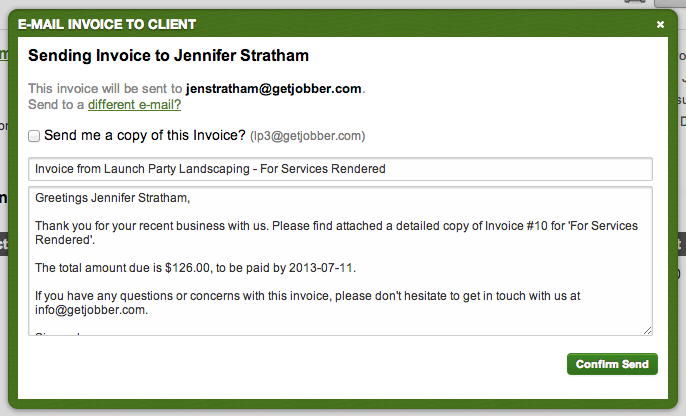 Customizing Quote And Invoice Emails Jobber Blog
